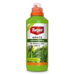 Nawóz w płynie do draceny, juki i palmy - Zdrowe Rośliny - Target - 500 ml