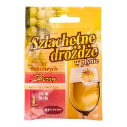Drożdże winiarskie - Sherry - 20 ml
