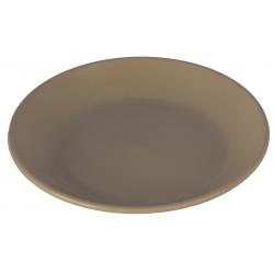 Podstawka do doniczki Kolor - 19 cm - beżowa (cafe latte)