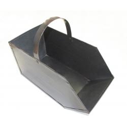 Węglarka metalowa duża