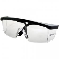 Okulary ochronne z osłonami bocznymi