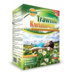Trawnik kwiatowy - mieszanka traw gazonowych oraz kwiatów - 2,7 kg