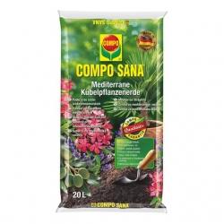 Najwyższej jakości podłoże do roślin śródziemnomorskich - Compo - 20 litrów