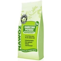 Siarczan potasu - nawóz rozpuszczalny do ogrodu - 5 kg