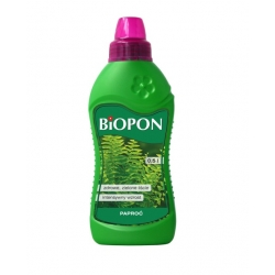 Nawóz do paproci - Biopon - 500 ml