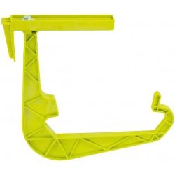 Zestaw balkonowy Lotos - pistacjowy - 60 cm