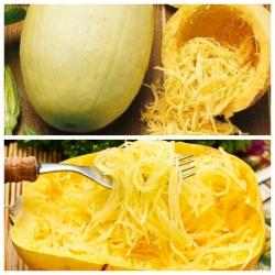 Dynia makaronowa - zestaw 2 odmian nasion warzyw