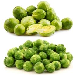 Kapusta brukselska - Zestaw 1 - 2 odmiany nasion warzyw