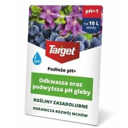 Podłoże pH+ - odkwasza i podwyższa pH gleby - Target - 100 ml
