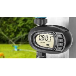 Solarny sterownik nawadniania ERGO - zegar - CELLFAST