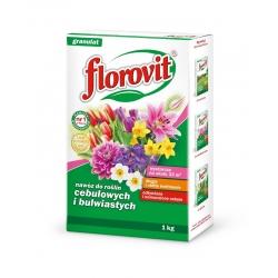 Nawóz do roślin cebulowych i bulwiastych - długie i obfite kwitnienie - Florovit - 1 kg