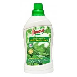 Nawóz przeciwko żółknięciu liści - Florovit - 1 l