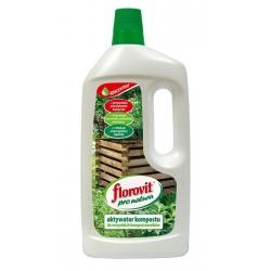 Aktywator kompostu - Pro Natura - Florovit - 1 l