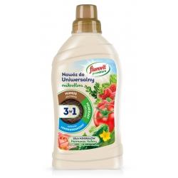Nawóz uniwersalny 3 w 1 - użyźnia, odżywia i chroni - Pro Natura - Florovit - 1 l