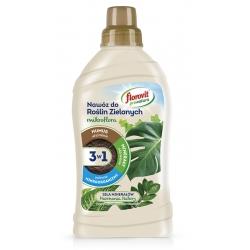 Nawóz do roślin zielonych 3 w 1 - użyźnia, odżywia i chroni - Pro Natura - Florovit - 1 l