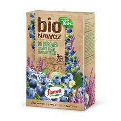 BIO Nawóz do borówek i innych roślin kwaśnolubnych - do upraw ekologicznych - Florovit - 700 g