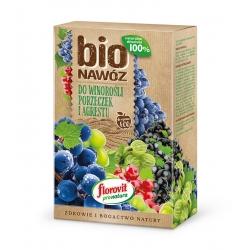 BIO Nawóz do winorośli, porzeczek i agrestu - do upraw ekologicznych - Florovit - 700 g