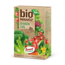 BIO Nawóz do warzyw i ziół - do upraw ekologicznych - Florovit - 700 g