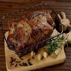 Koszyk do grillowania mięs - idealny do grillowania dużych kawałków mięsa