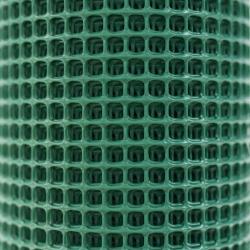 Siatka ogrodzeniowa techniczna - oczko 7 mm - 0,6 x 5 m