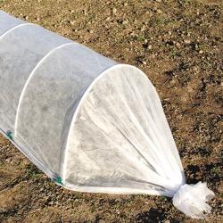 Tunel ogrodniczy z agrowłókniny - 2,5 x 0,9 m