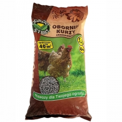 Obornik kurzy granulowany - Ogród-Start - 4 kg