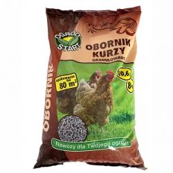 Obornik kurzy granulowany - Ogród-Start - 8 kg