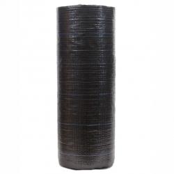 Agrotkanina czarna na chwasty - grubsza niż agrowłóknina - 1,10 x 15,00 m