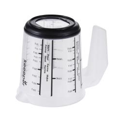 Kubek z miarką i funkcją antypoślizgową - Massimo - 0,5 litra