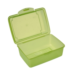 Pojemnik na żywność - Luca - 0,35 litra - świeża zieleń