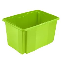 Pojemnik do przechowywania - Emil - 45 litrów - zielony