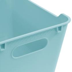 Pojemnik do przechowywania - Lotta - 1,8 litra - wodny niebieski