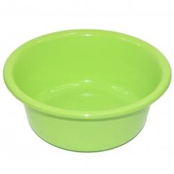 Miska okrągła - śr. 28 cm - zielona