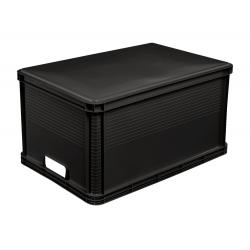 Pojemnik transportowy - Robert - 64 litrów - grafitowy