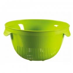 Cedzak okrągły - zielony