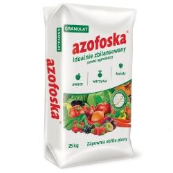 Azofoska granulowana - nawóz dla wymagających - Florovit - 25 kg