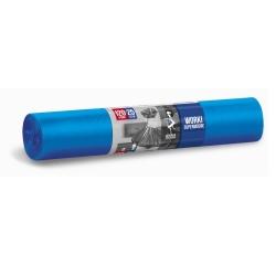 Worki na śmieci niebieskie - SUPERMOCNE - 120 litrów - 25 szt. - LDPE