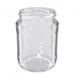 Słoje zakręcane szklane, słoiki - fi 82 - 720 ml - 8 szt.
