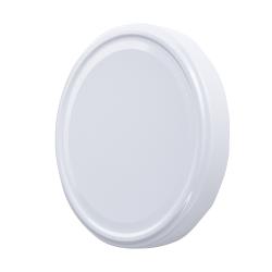 Zakrętka do słoików - biała - śr. 100 mm