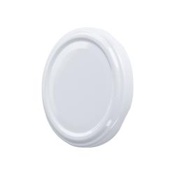 Zakrętka do słoików - biała - śr. 89 mm