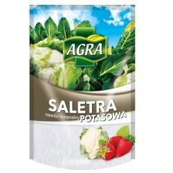 Saletra potasowa - nawóz mineralny rozpuszczalny w wodzie - Agra - 2 kg