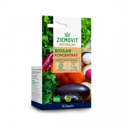 Biosar - naturalny środek zapewniający zdrowy, bujny rozwój roślin - Ziemovit - 10 ml