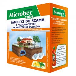 Bros - Microbec Ultra - Preparat do szamb - GIGA paczka - 100 tabletek