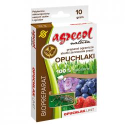EKO Opuchlak-Limit - naturalny preparat ograniczający żerowanie opuchlaka na roślinach ozdobnych i owocowych - Agrecol - 10 g