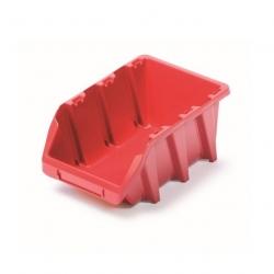 Skrzynka narzędziowa, kuweta warsztatowa - Bineer Long - 9,8 x 16 cm - czerwony