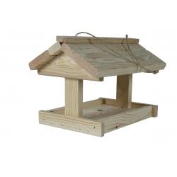 Karmnik dla ptaków - duży - surowy