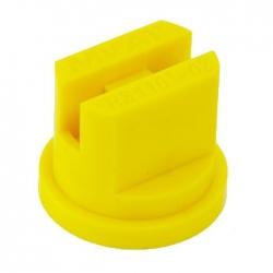 Dysza do opryskiwacza, rozpylacz szczelinowy SF-02 - żółty - Kwazar