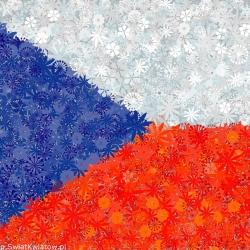 Czeska flaga - zestaw 3 odmian nasion kwiatów