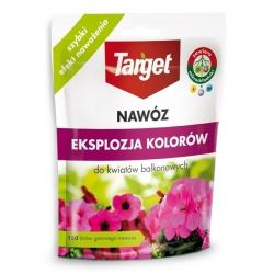 Nawóz do kwiatów balkonowych - Eksplozja Kolorów - Target - 150 g