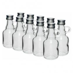 Zestaw butelek o pojemności 40 ml - Galonik - 10 szt.